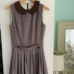 L'ecole des femmes Dresses - Amazing L'Ecole Des Femmes Tweed Mini Dress!
